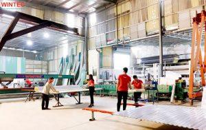 Nhà máy sản xuất của Wintec