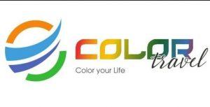 Logo Color Travel