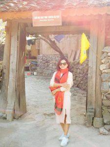 cổng Nhà của Pao