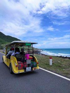 đường quanh co trên Đảo